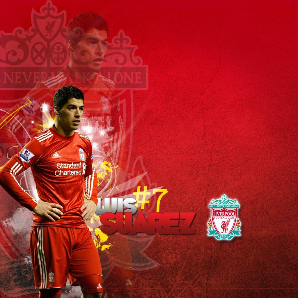 Liverpool Wallpaper: Download Luis Suarez Wallpapers