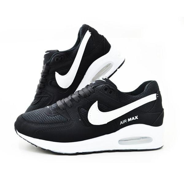 Nike Air Max Siyah Beyaz Bayan Ayakkabi Spor En Uygun Fiyata Nike Air Max Modelleri Siyah Nike Kadin Siyah Beyaz