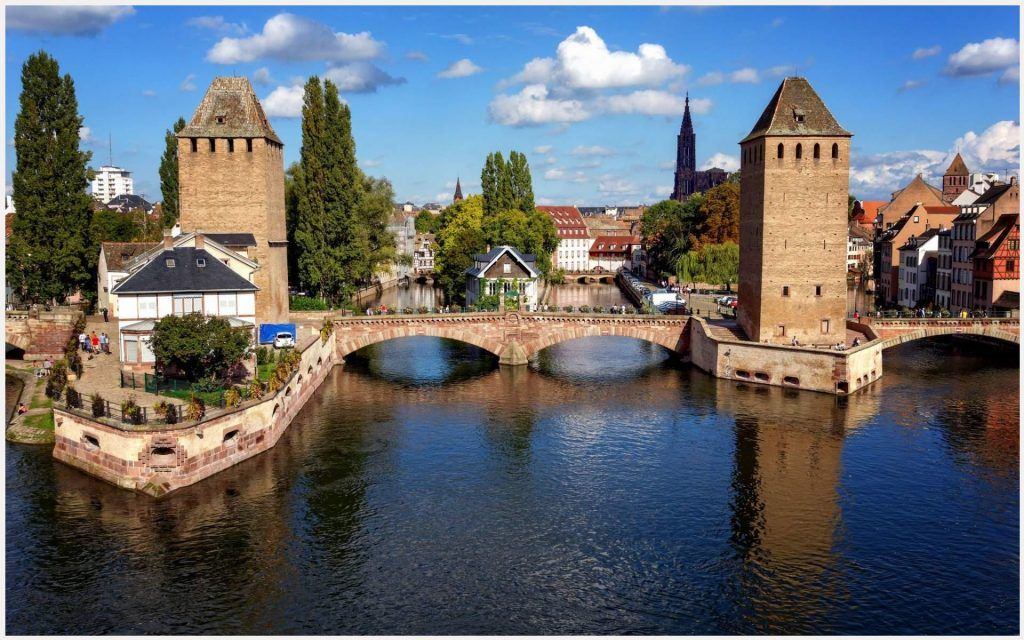 Strasbourg French City HD Wallpaper