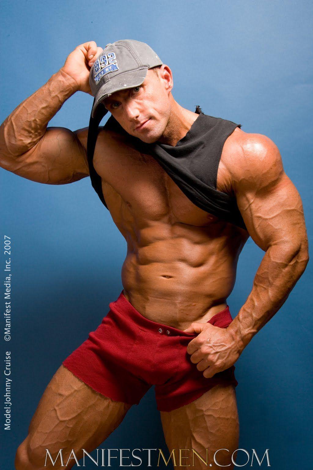 Muscle redbone naked girls