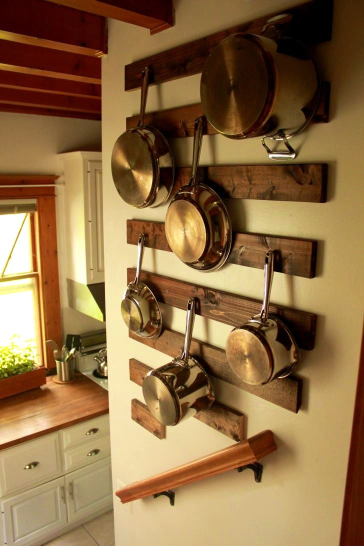Kitchen Breathtaking Ideas About Pot Rack Hanging Racks Pan Metal Kitchen Holder Adebefdeeddadefc Kitchen Wall Storage Kitchen Remodel Small Kitchen Wall Decor