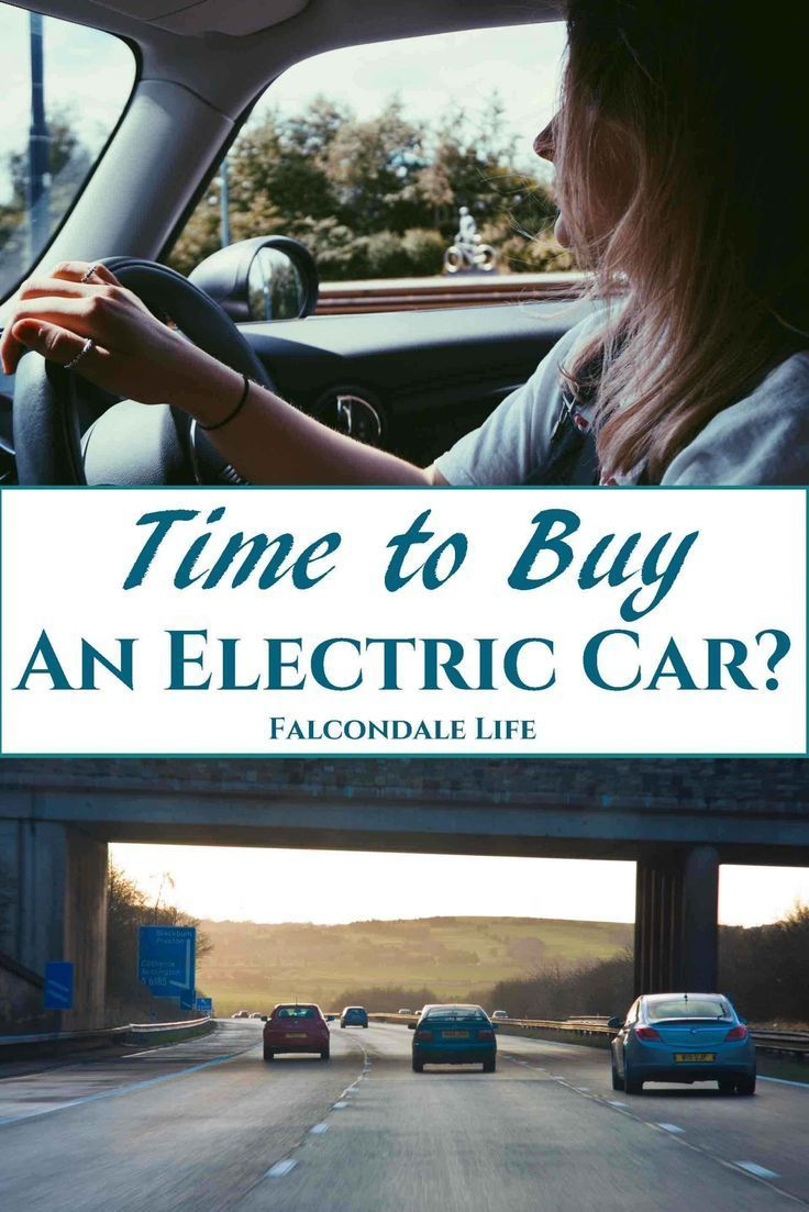 Is Now the Time to Buy an Electric Car Electric cars
