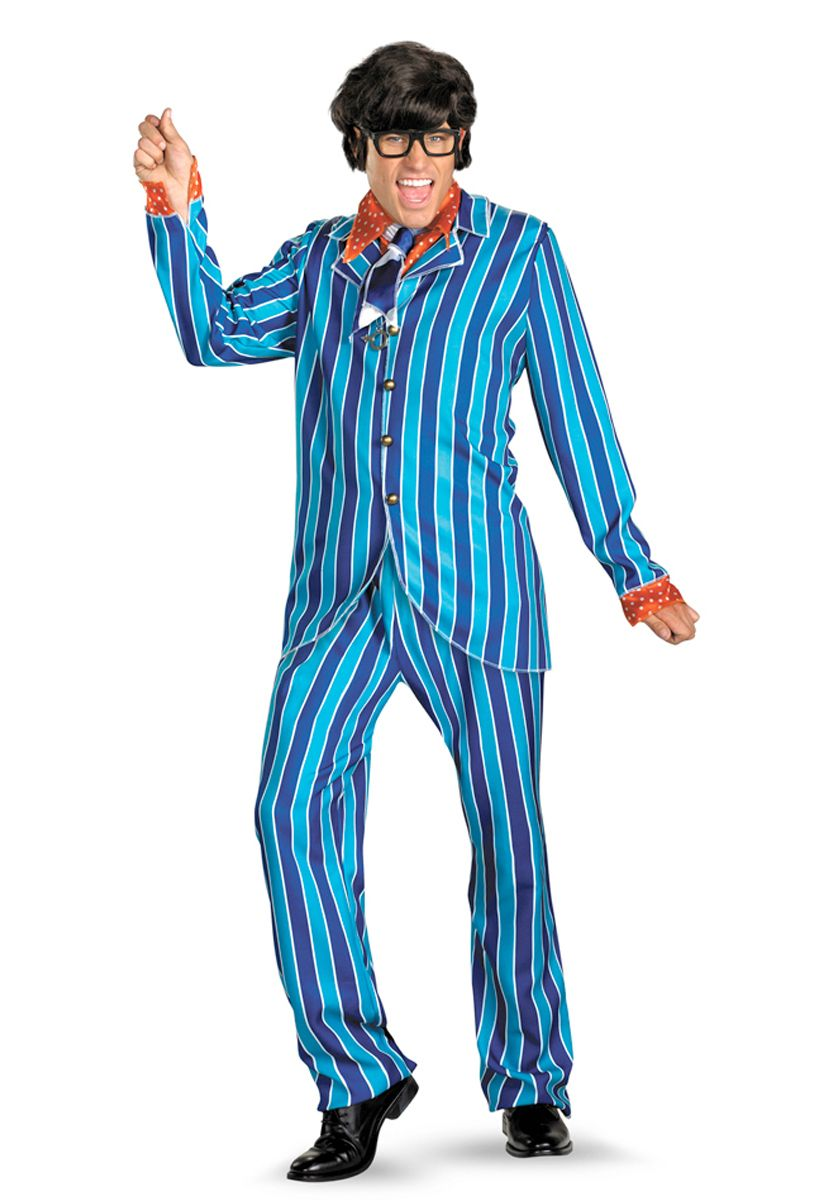 Austin Powers Carnaby Suit Costume - Hollywood and TV costumes at ...