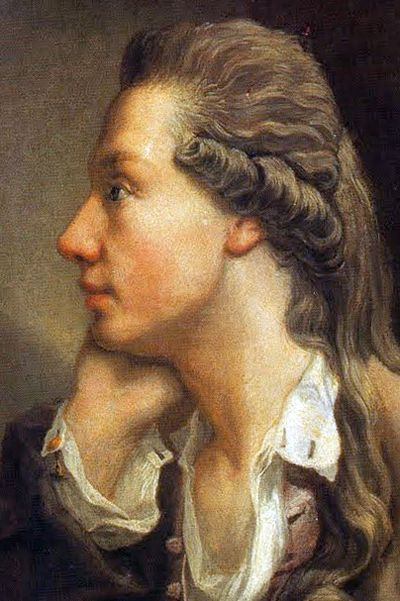 """Best side Selfie! Carl Frederik von Breda (1759 -1818) was a Swedish painter who studied in and spent much of his career in Britain before becoming painter to the Swedish court. He was born in Stockholm in 1759, and moved to Britain where he was a student of Joshua Reynolds. Breda specialized in painting portraits and was called """"the van Dyck of Sweden"""".[1] He returned to Sweden 1796 where he became Professor at the Academy of Arts, a popular portraitist, and a court painter."""