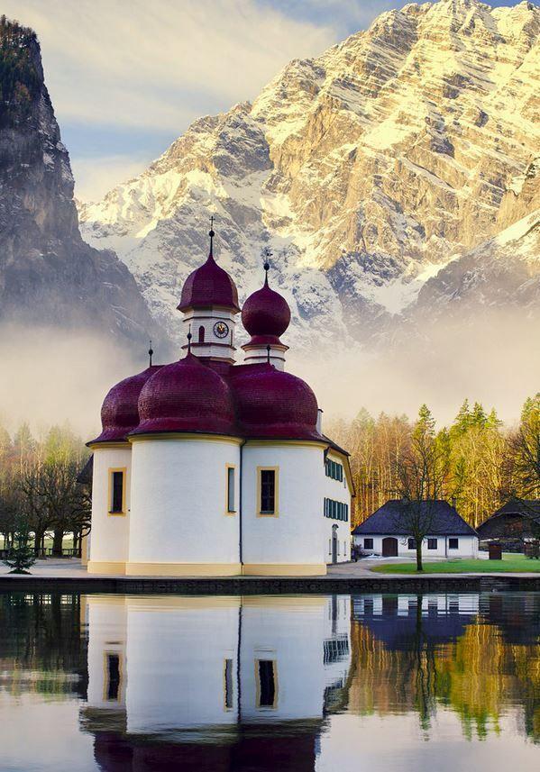 Geheimnisvolle Orte In Bayern