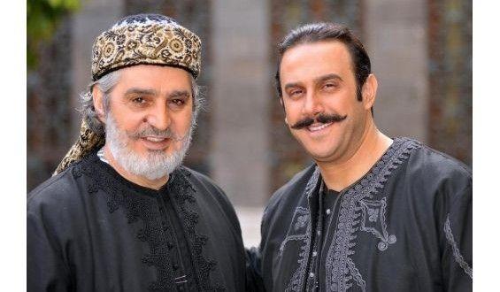 صور ابو عصام في باب الحاره 6 صور عودة الفنان عباس النوري باب الحاره الجزء السادس 2014 Arab Celebrities Celebrities Tri