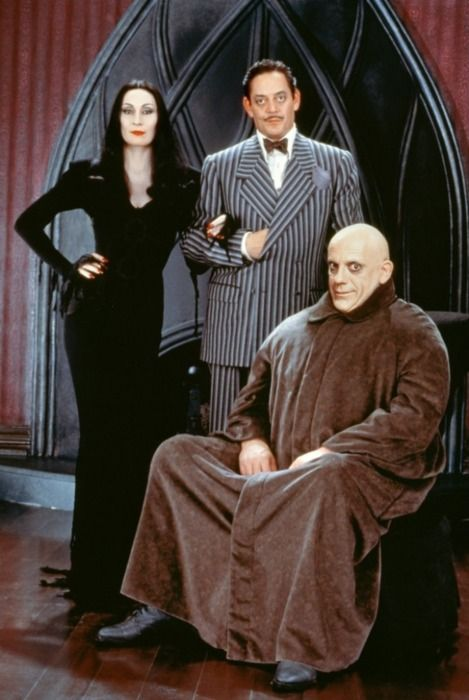 Beautyandterrordance The Addams Family Com Imagens Familia