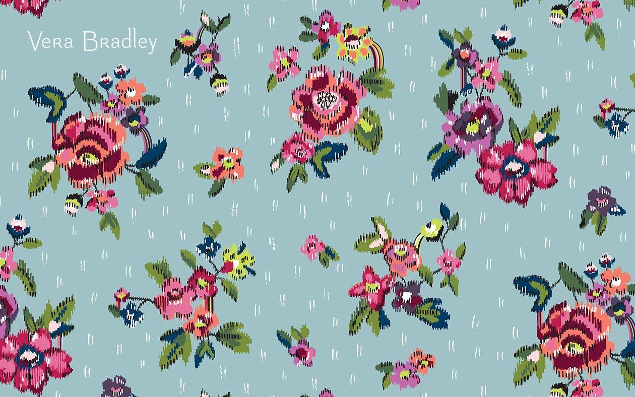 Vera Bradley Wallpaper Download Desktop In Water Bouquet Vera Bradley Wallpaper Bright Wallpaper Wallpaper Backgrounds