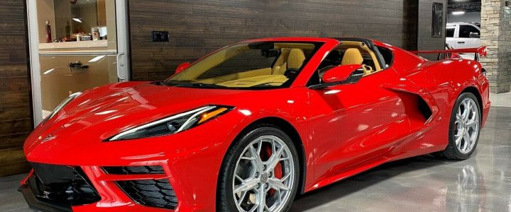 A closer look at the 2021 chevy corvette in 2020 chevy