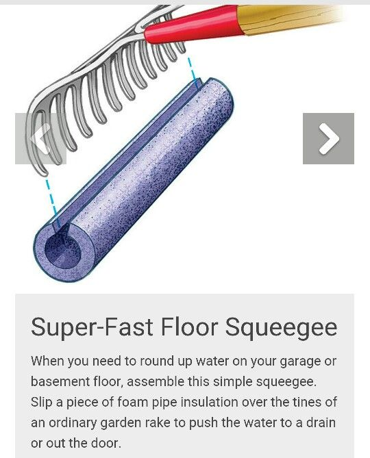 Floor Squeegee Cleaning Hacks Diy Cleaning Products