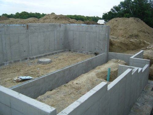 Image result for Pour a Concrete Foundation