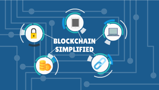 What Is Blockchain Simple Explanation Of How A Blockchain Works Blockchain It Works Explanation