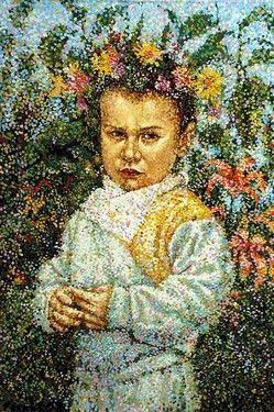 "Saatchi Art Artist Rakhmet Redzhepov; Painting, ""Timur"" #art"