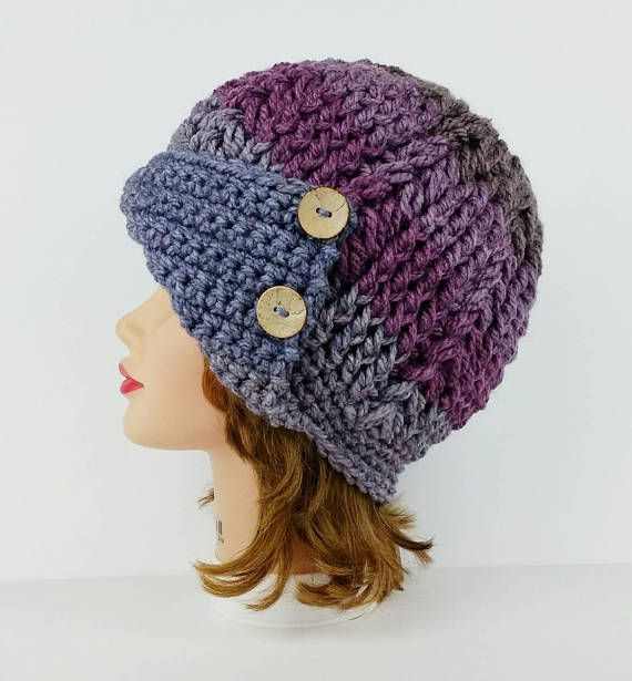 Cloche Hat Pattern 1920s Hat Pattern Crochet Hat Pattern Crochet