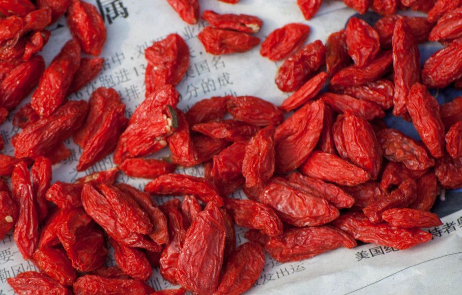 Like raisins? You should know about goji berries.