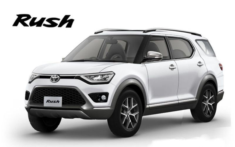 Toyota S Plan To Launch Suv Rush In India With Images Sports