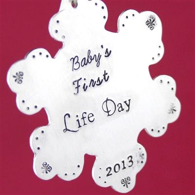 Star Wars Baby's First Life Day Ornament - Spiffing Jewelry