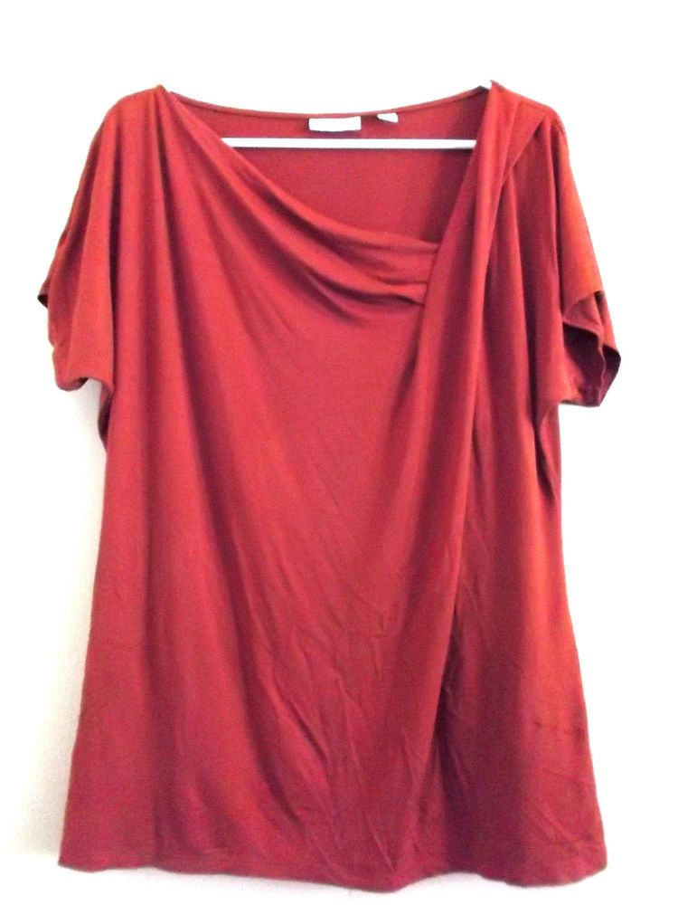Details About New York And Company Stretch Medium Women S Blouse In