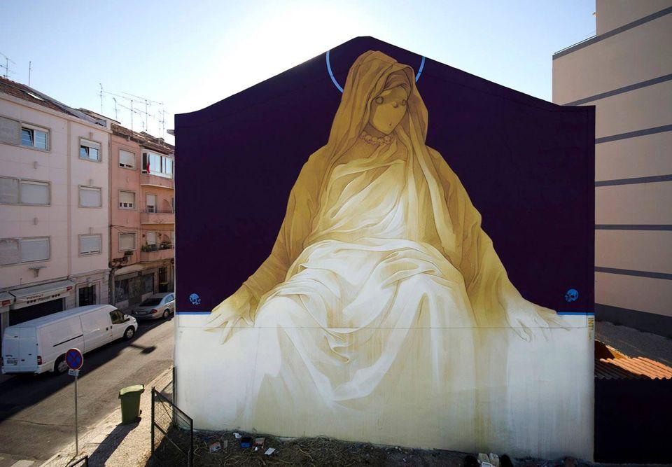 Lisbon Street Art Street Artists Art
