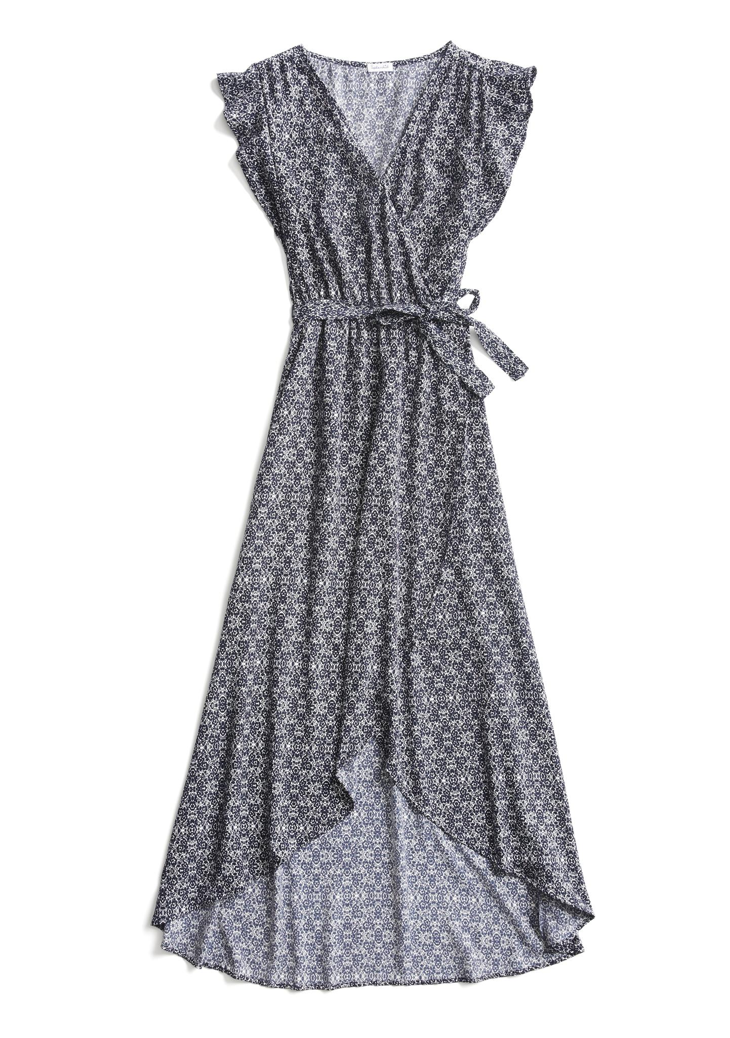 Stitch Fix Spring Stylist Picks: Printed floral wrap maxi