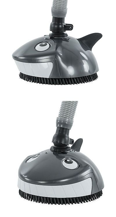 Pool Cleaners And Vacuums 181063 Pentair Lil Shark Gw8000 Kreepy
