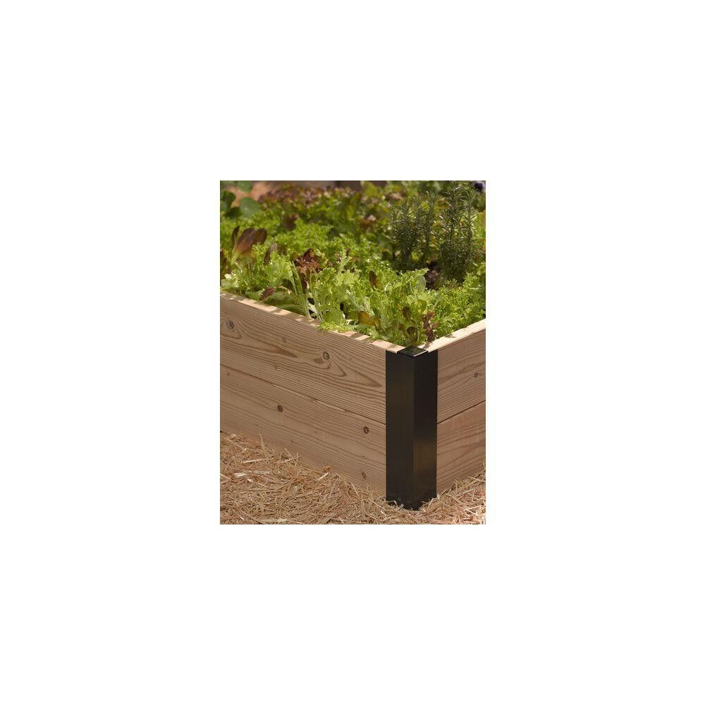 Gardener S Supply Company 15 Raised Bed Corners Set Of 2