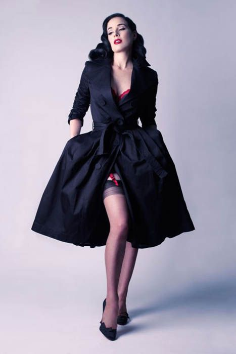 5d19ad2fe  I like to look my best   Dita Von Teese reveals inspiration behind new  dress line.
