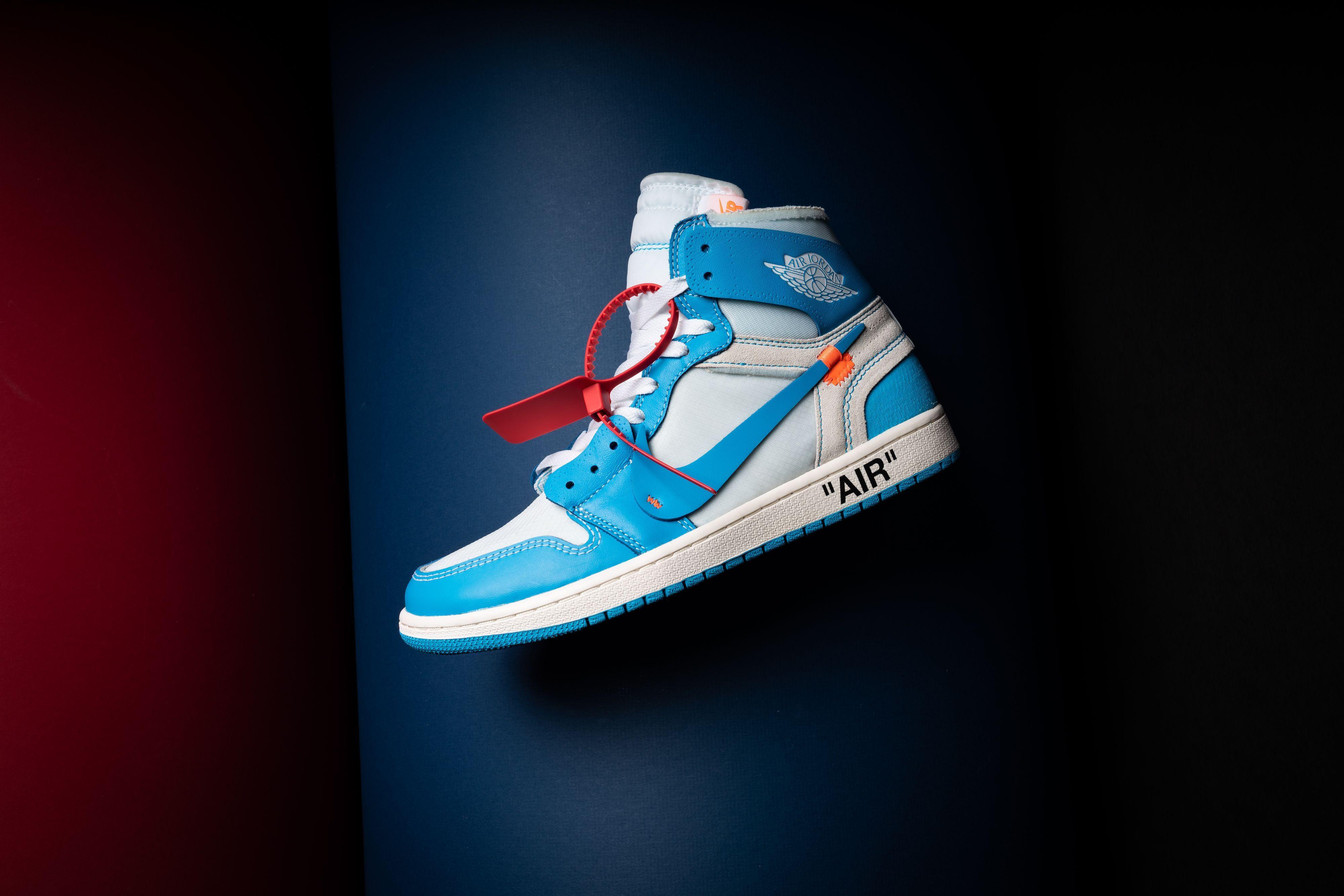 Air Jordan 1 Retro High Off White Unc Aq0818 148 Jordan 1