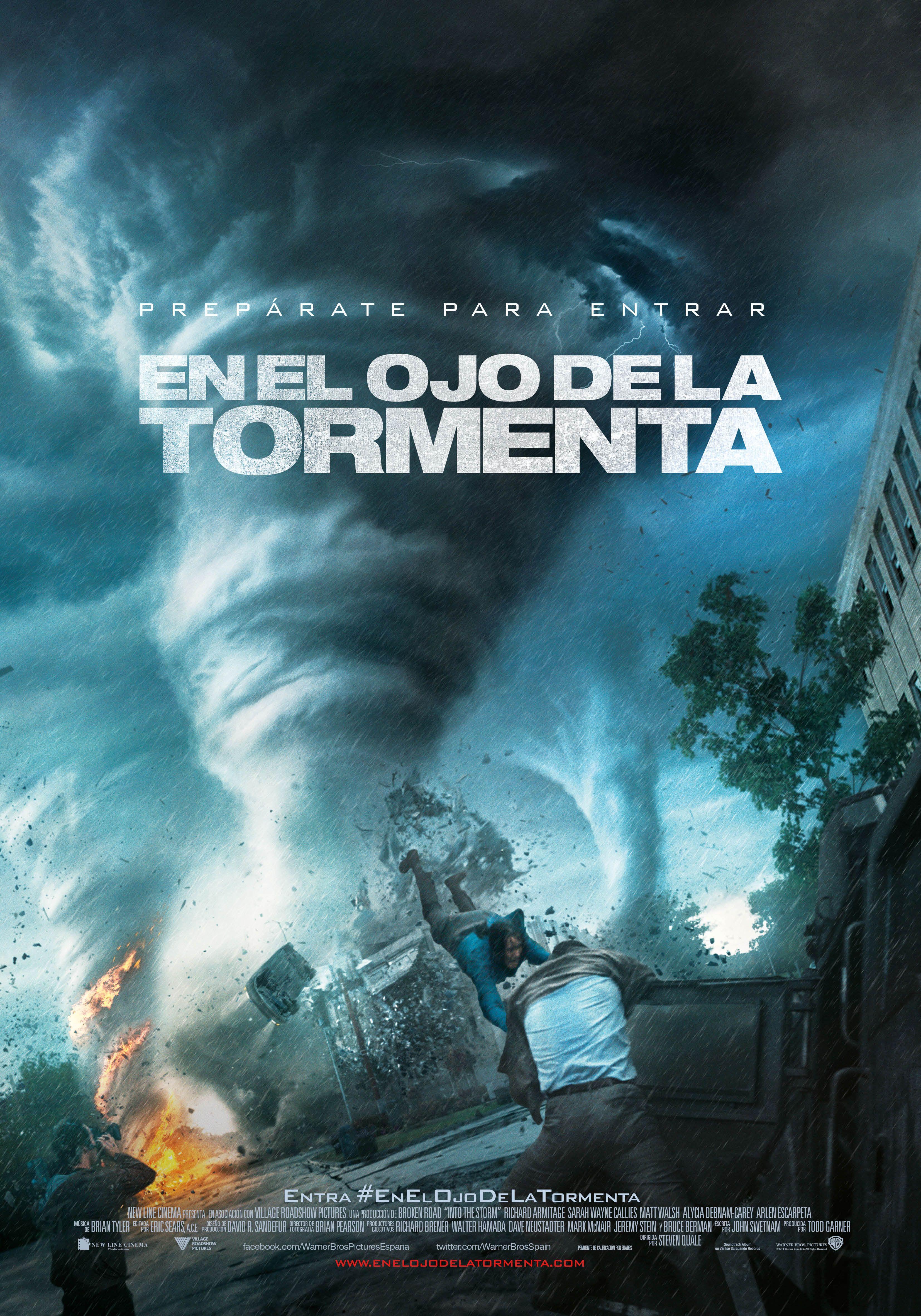 Poster Oficial Para Espana De Enelojodelatormenta Storm Movie Free Movies Online Full Movies Online Free