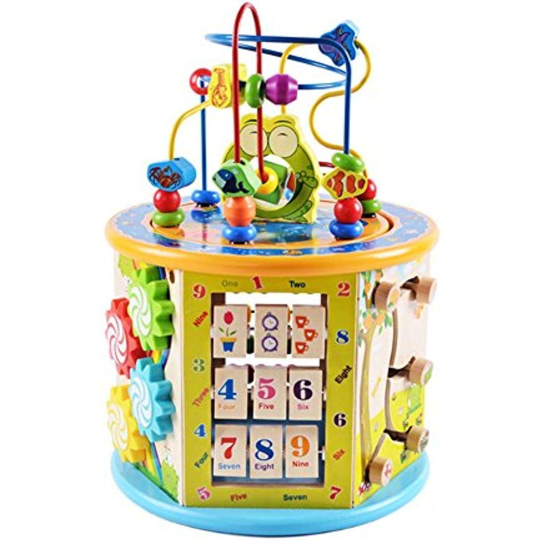 HAIZHEN Intellectual Toy Multifunction Bead Treasure Chest ...