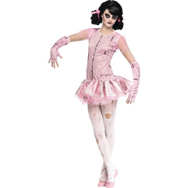 Wouldn\u0027t it be cool if more girls actually dressed scary for - halloween girl costume ideas