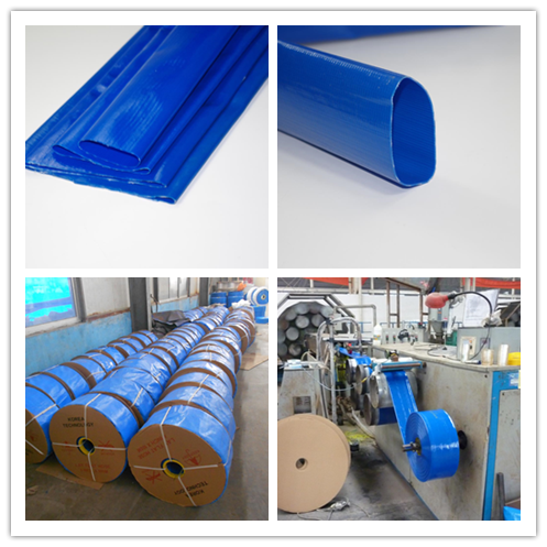 Our Pvc Layflat Hose Works Well For Agricultural Construction Marine Mining Pool Spa Irrigation Flood Control And Rent Layflat Hose Flat Hose Spray Hose