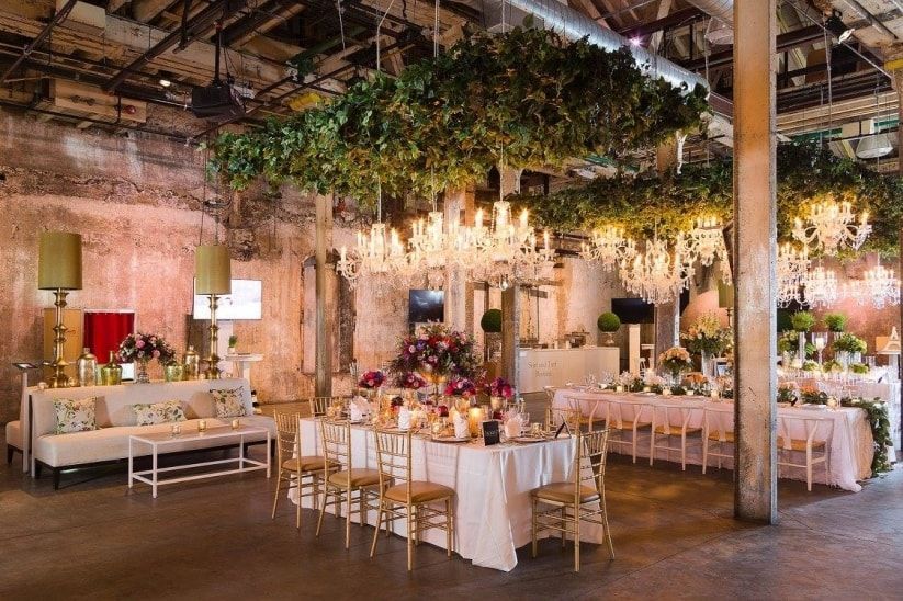 The Loft Wedding Banquet Halls Toronto Is A Based Venue Which Part Of Larger Group Venues Owned By Distillery Events