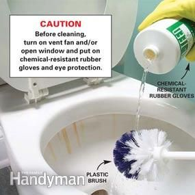 How To Remove Hard Water Stains Remove Water Stains Toilet Stains Hard Water Stain Remover