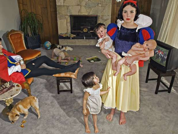 princesas disney -blancanieves