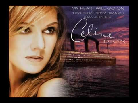 Celine Dion My Heart Will Go On Dance Mixes Youtube In 2020 Celine Dion Songs Celine Dion Celine Dion Albums