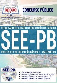 Apostila Concurso Seect Pb 2019 Professor De Educacao Basica 3