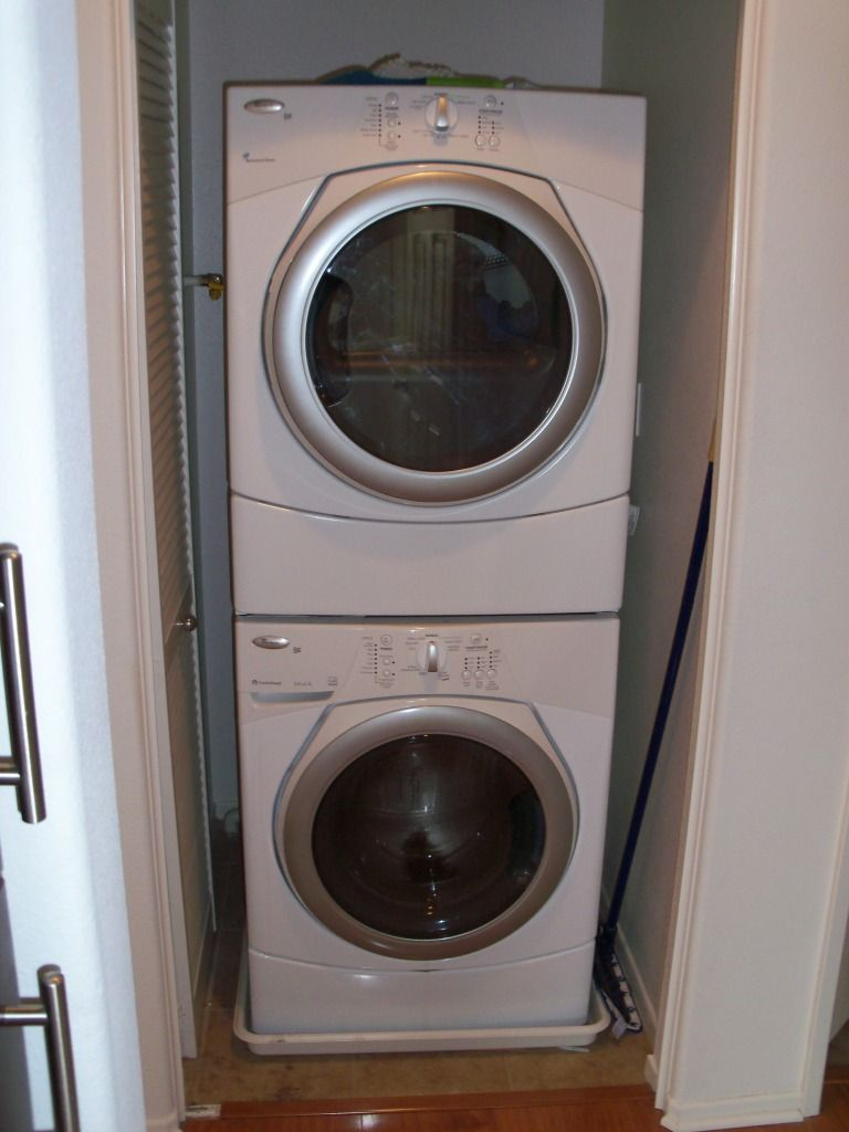 Superior Cost Of Washer And Dryer #6 - Whirlpool Thin Twin ...