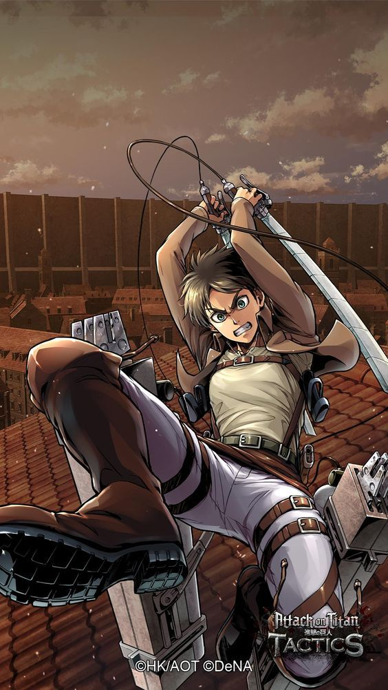 Desenhando Titan de Ataque e Eren (Shingeki no Kiojin)