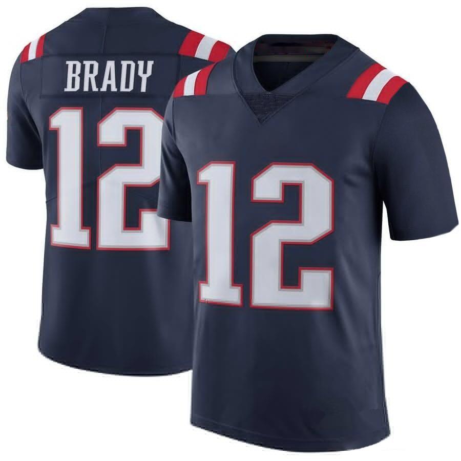Tom Brady New England Patriots Vapor Untouchable Color Rush Player Jersey New England Patriots Gear Jersey Patriots New England Patriots
