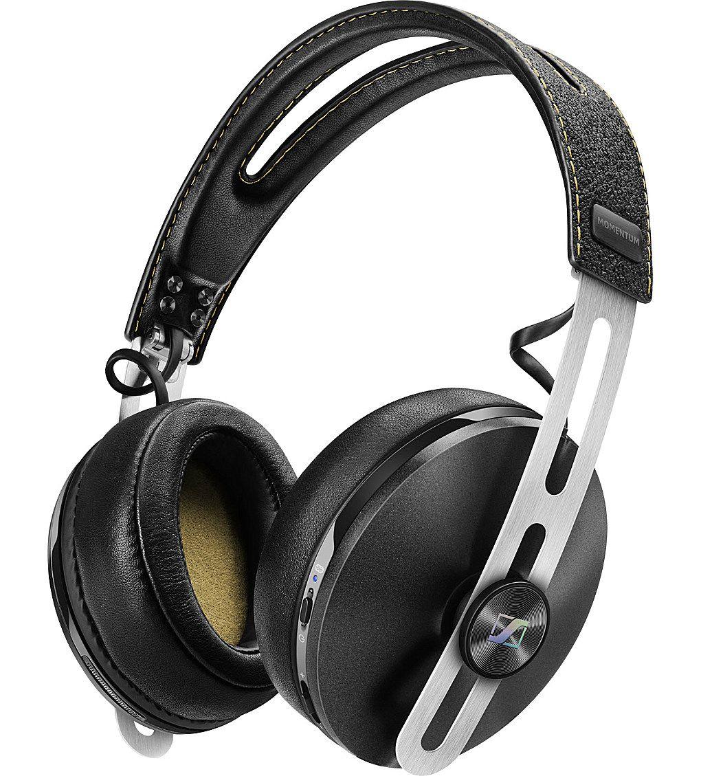 Sennheiser Momentum 2 0 Around Ear Wireless Headphones Sennheiser Headphones Headphones Wireless Noise Cancelling Headphones