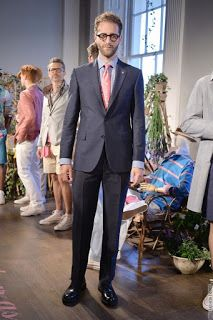 Thomas Pink Spring Summer 2016 London Collections Men