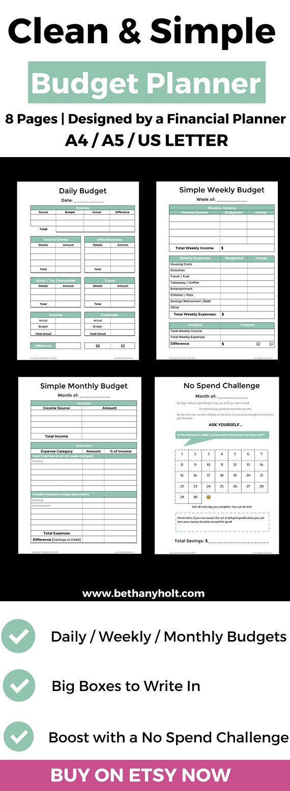 printable budget budget template budget planner monthly budget