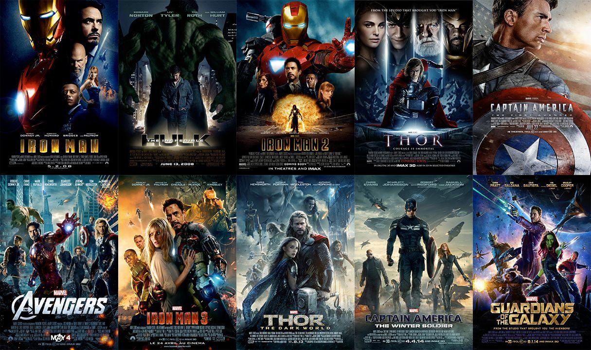 Les films marvel re voir avant avengers 2 comics en - Avengers 2 telecharger ...
