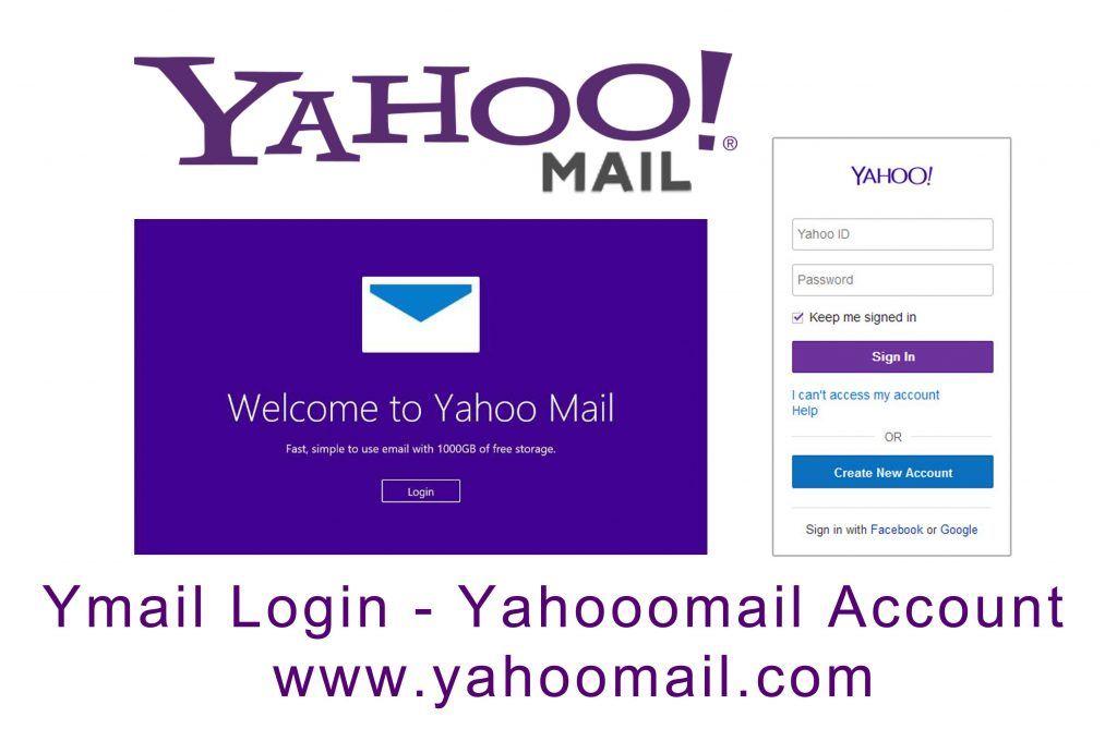 Ymail Login - Yahooomail Account | Mail yahoo, Mail login