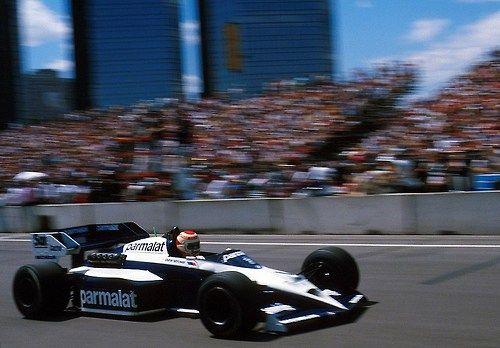 Nelson Piquet Brabham - BMW 1984