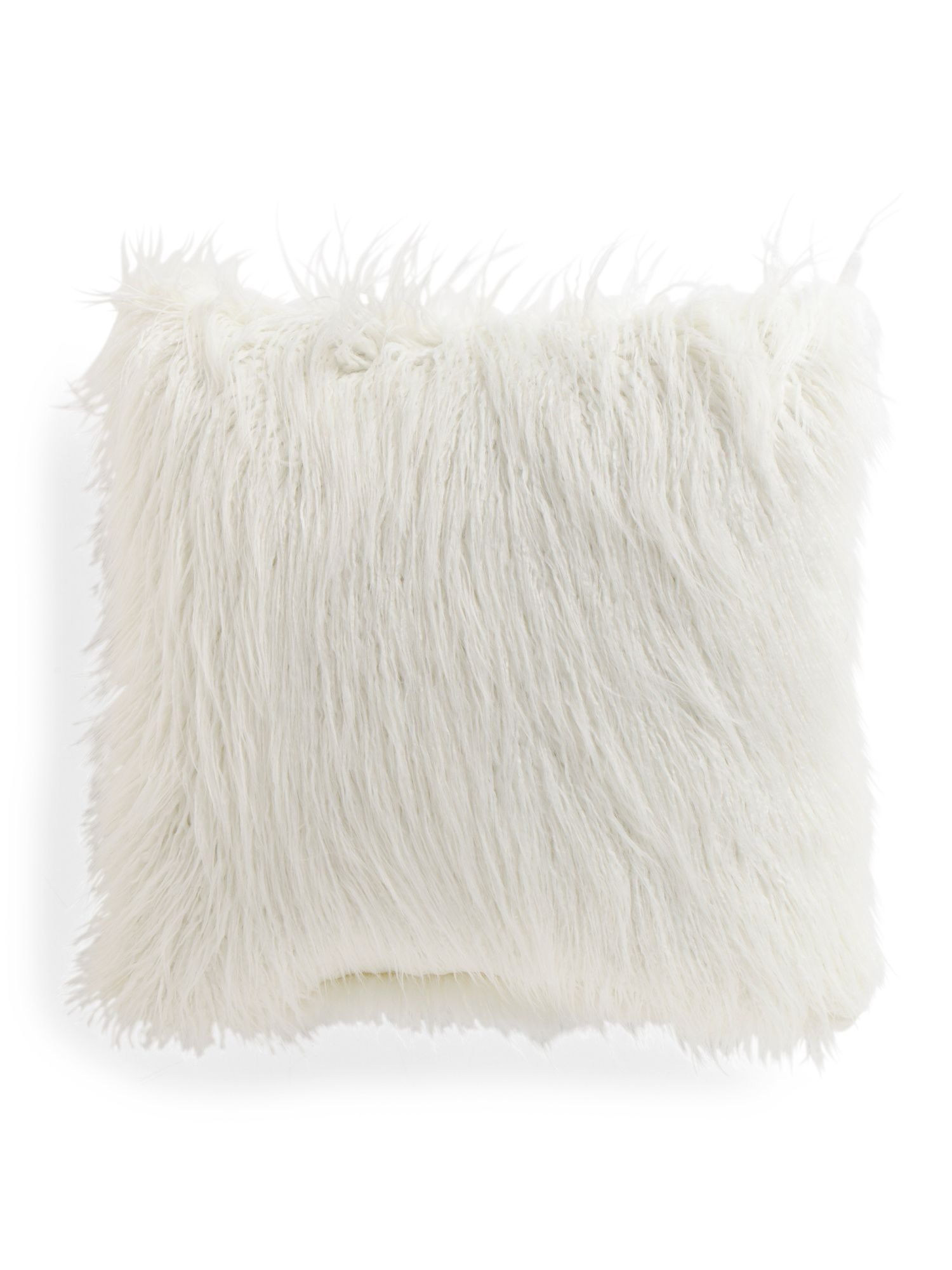 pillow fur pillows llama pinterest products usa in made pin faux