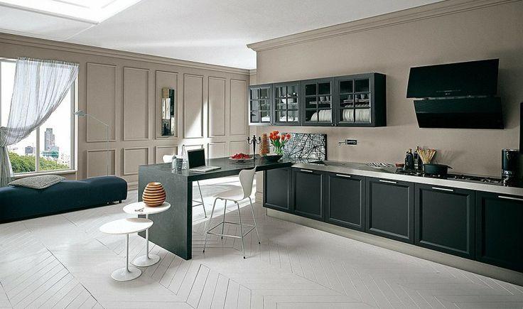 awesome Idée relooking cuisine - Le modèle Vintage Class2 met en