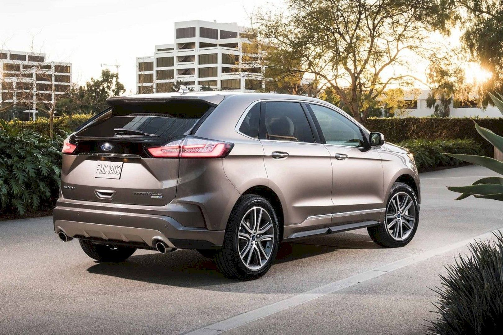 The Latest 2019 Ford Edge Smart New Look Smart New Features