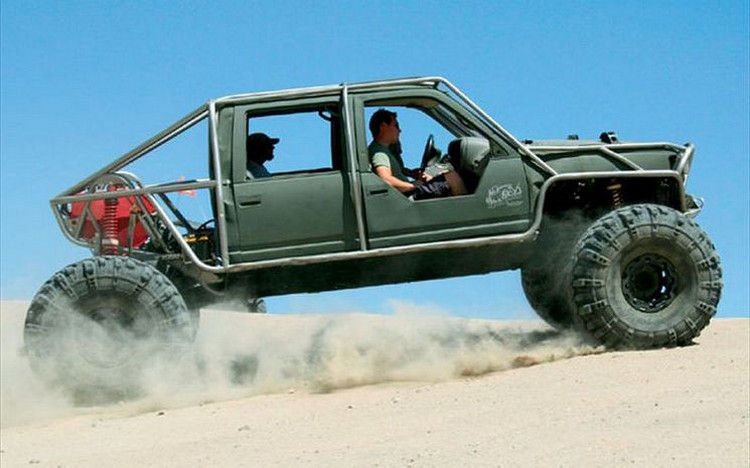 Afternoon Drive OffRoad Adventure (30 Photos) (With